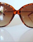 panterkowe okulary muchy