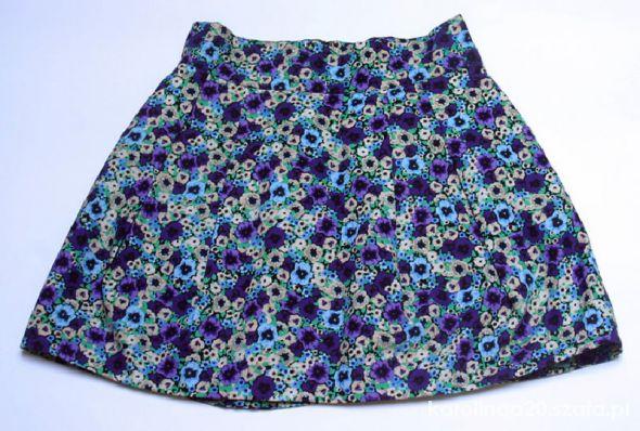 Spódnice Spódnica floral H&M Divided