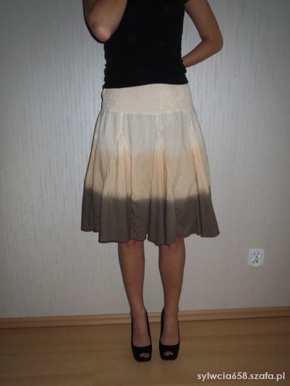 Spódnice Spódnica ombre Orsay rozmiar 36 S hit