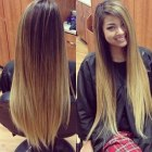 Wonderful hair girl