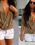 Zakładana bluzka