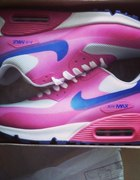 Nike Air Max Hyperfuse White Pink...