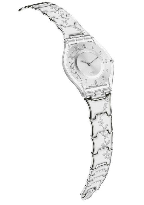 Zegarek Swatch skin stal szlachetna...