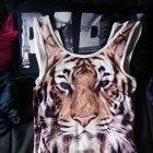 Body tygrys z tygrysem animal atmosphere