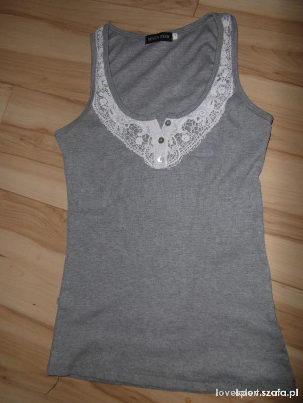 Bluzeczka szara rozmiar S
