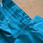 RESERVED spodniczka mietowa z kokarda m