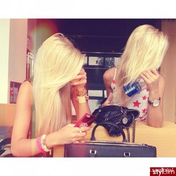 Fryzury blondynki