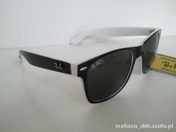 b4042d83adf8da Ray Ban Wayfarer RB2140 okulary przeciwsłoneczne c w Okulary - Szafa.pl