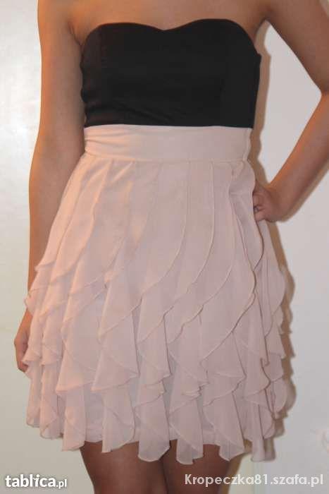 Moja kolekcja sukienek H&M