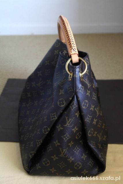 louis vuitton artsy monogram canvas oryginalna