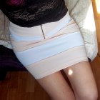 spodnica bandazowa czeka na lato