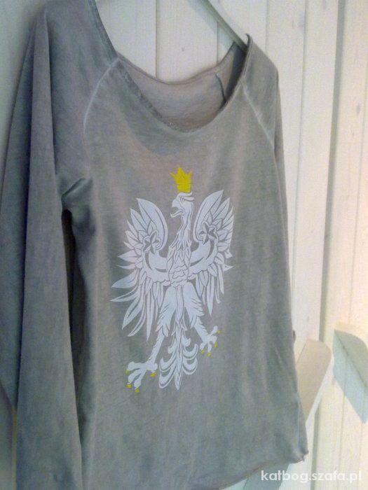 176ad930e Koszulka z orłem HIT ala Kupisz w Koszulki - Szafa.pl