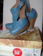 Sandały Buty Jennifer wysokie 38...