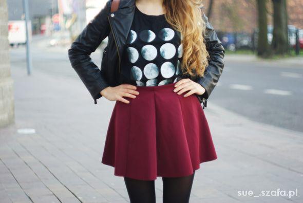 Blogerek moon blouse