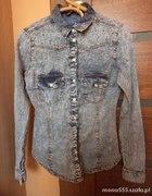 Marmurkowa Koszula 38 40