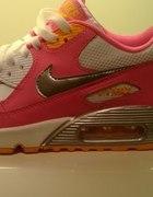 Nike Air Max różowe róż...