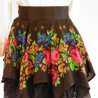 MY SŁOWIANIE FOLK floral spódnica CLEO ROZMIARY