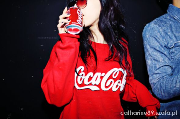 Mój styl coca cola