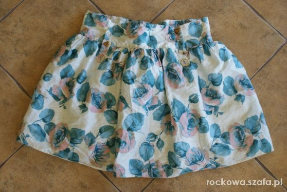 Spódnice ATMOSPHERE spódnica w kwiaty floral L
