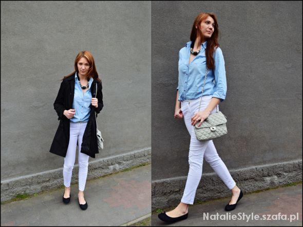 Blogerek casual look