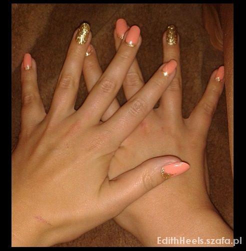 Fryzury gold