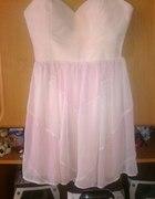 Sukienka gorsetowa rozkloszowana M