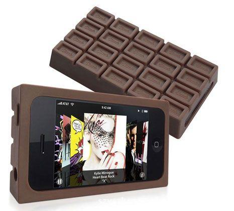 Pozostałe Etui czekolada iPhone 3 3gs