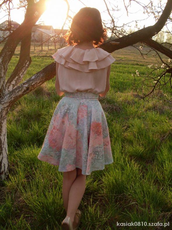 Romantyczne wiosennie