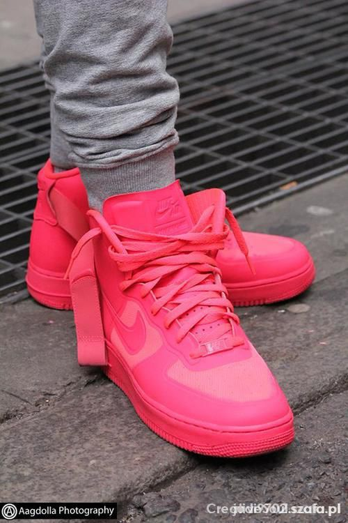 Nike Air Force Neon Pink 3940