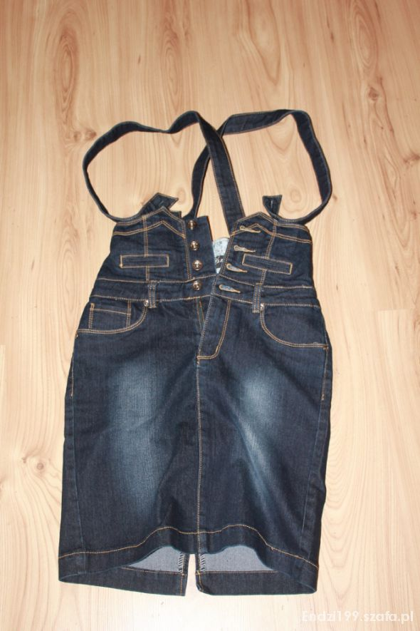 Spódnice Jeans