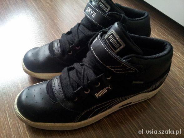 Buty sportowe PUMA Sky II GORE TEX 38 jak nowe w Sportowe