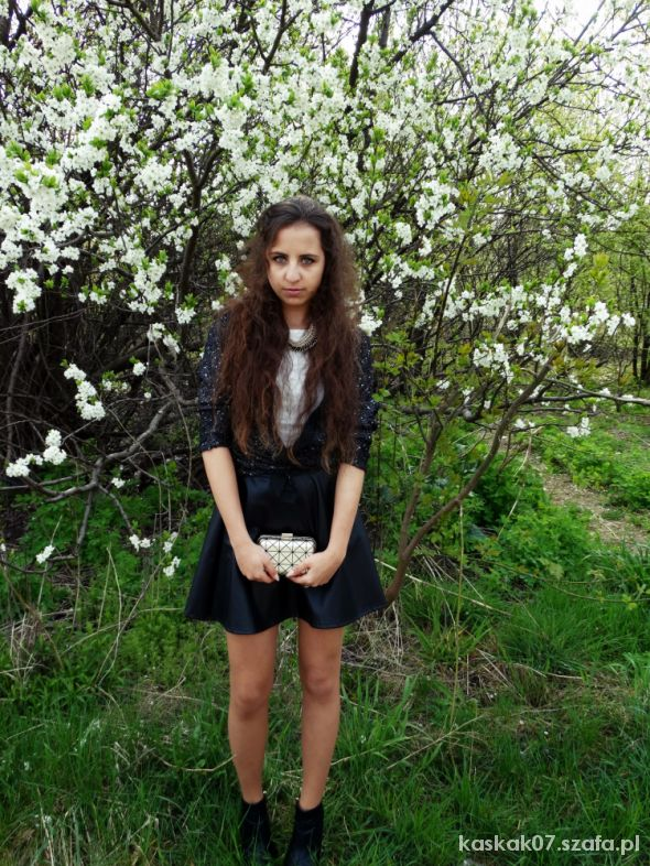 Blogerek White petals