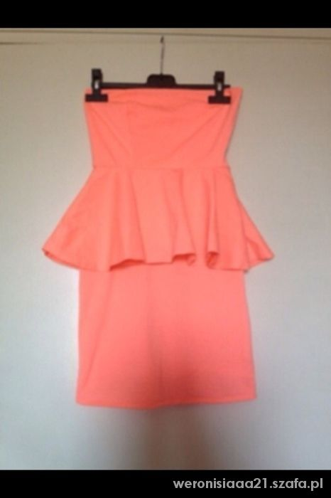 Sukienka firmy Zara