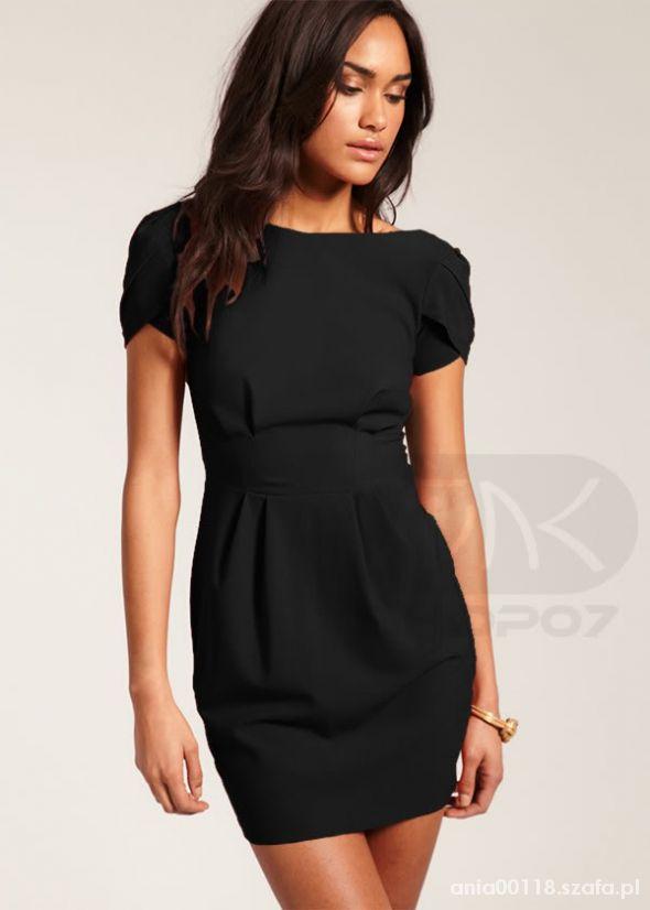 Suknie i sukienki sukienka odkryte plecy jak Asos rozmiar M nowa