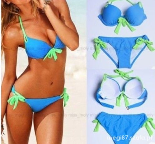 271d371e385679 Bikini NOWE Victoria Secret TANIO w Stroje kąpielowe - Szafa.pl