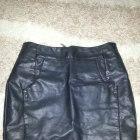 Skórzana spódnica xs