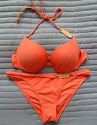 RESERVED bikini pomarańczowe