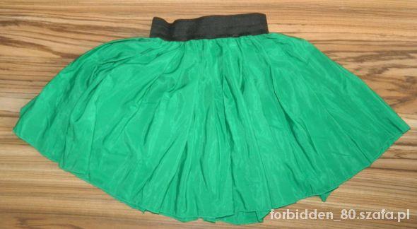 Spódnice Spódnica zielona XS House