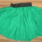 Spódnica zielona XS House