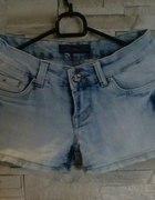 Spodenki jeansowe XS