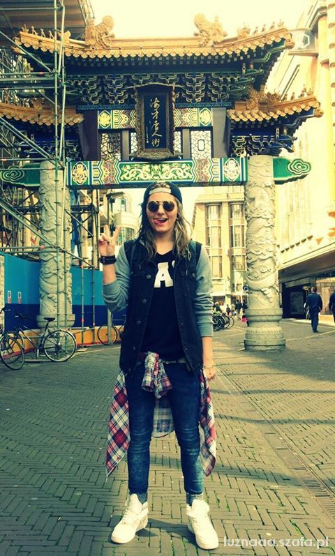 Mój styl CHINATOWN SWAG
