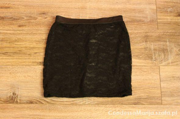 Spódnice mini koronka