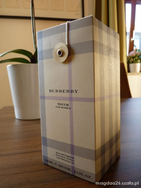Burberry Touch For Women Pudrowy...