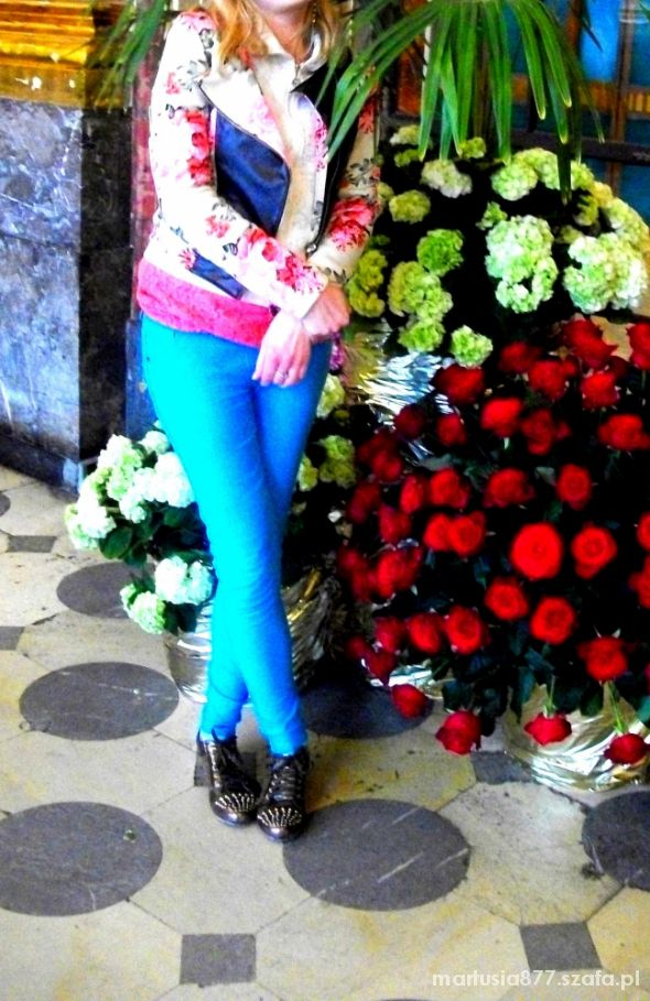 Romantyczne w zamku Książ