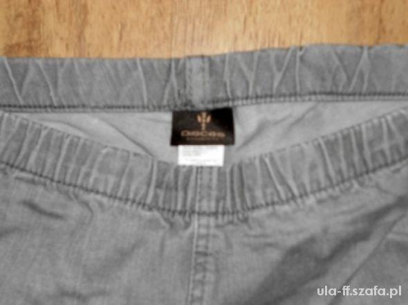 Tregginsy spodnie na gumce Pieces Vero...
