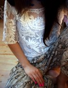lace and snake...