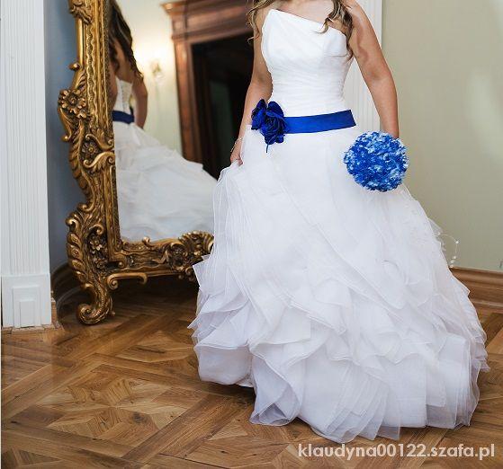 Ogromnie Suknia ślubna Angel by Viola Piekut model Darell w Suknie ślubne QU36