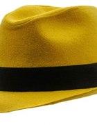 Żółty kapelusz
