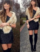 Sukienka AXParis cekiny