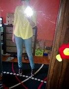 cytrynowa koszula